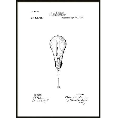 Patent Poster Lightball