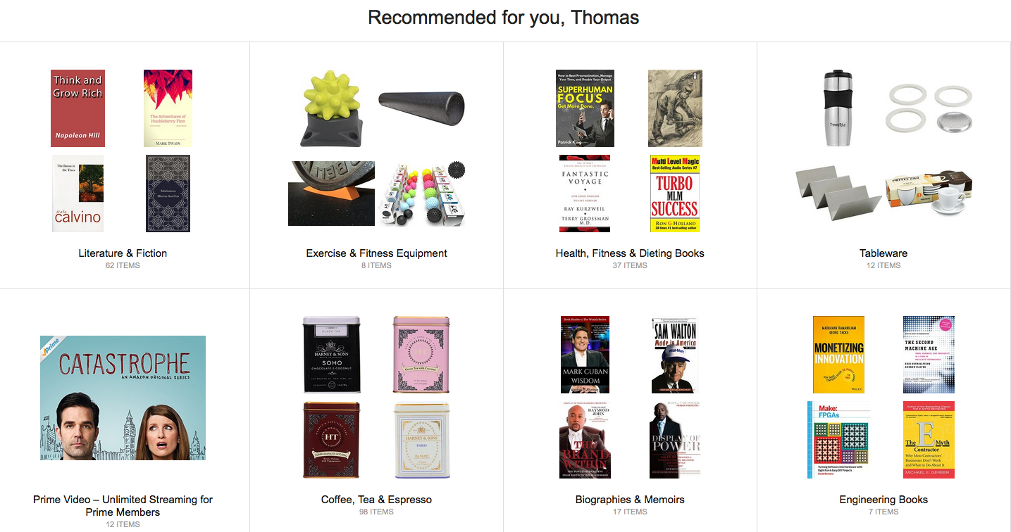 amazon-personalized-product-recommendations