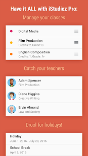 iStudiez Pro – Legendary Planner Screenshot