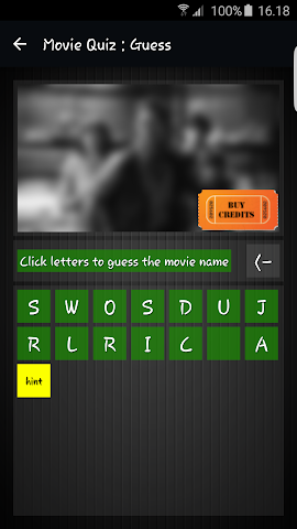 android Movie Quiz Screenshot 2