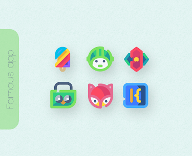 CHIKI Icon Pack 1.2 Patched 4