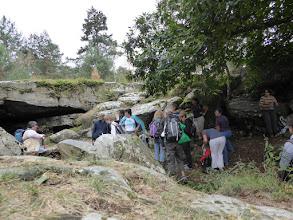 Photo: la grotte Béatrix