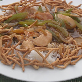 World Famous Rhode Island Chicken Chow Mein