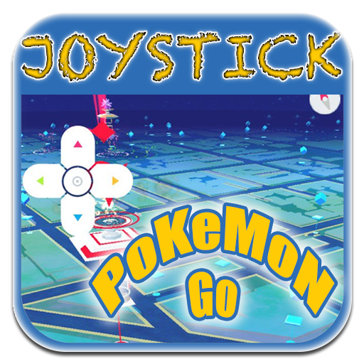 Add Joystick On Poke Go Pro Joke - Prank !