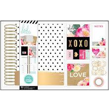 Heidi Swapp Large Memory Planner Spiral Bound Boxed Kit UTGÅENDE