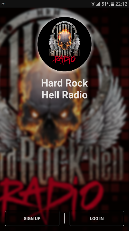 Hard Rock Hell Radio- screenshot