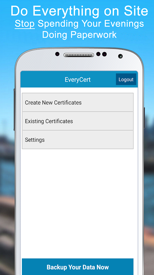 EveryCert- screenshot