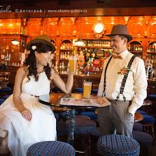Wedding photographer Oksana Gurova (gurova). Photo of 08.01.2016