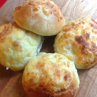 Rodillas de Cristo - Ecuadorian Cheese Rolls