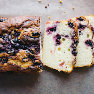 Black Currant Butter Cake.