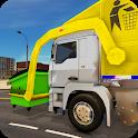 City Garbage Simulator: Real Trash Truck 2020 icon