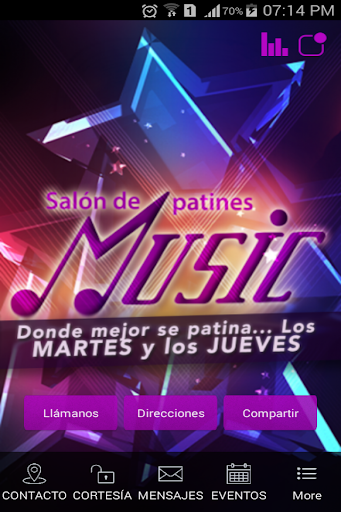 Salón de Patines Music