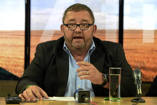 AfriForum CEO Kallie Kriel says the tourism department's racial requirements for Covid-19 aid amounts to unfair discrimination and is unconstitutional.