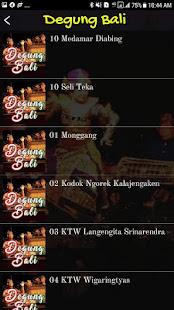 Download Degung Bali For PC Windows and Mac apk screenshot 3