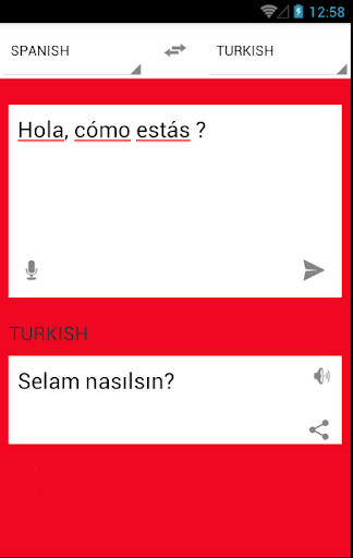 Ispanyolca türkçe çeviri