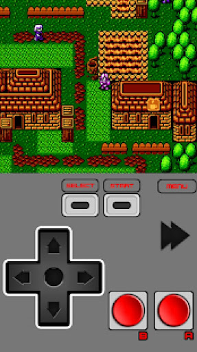 Free NES Emulator 0.1 screenshots 4