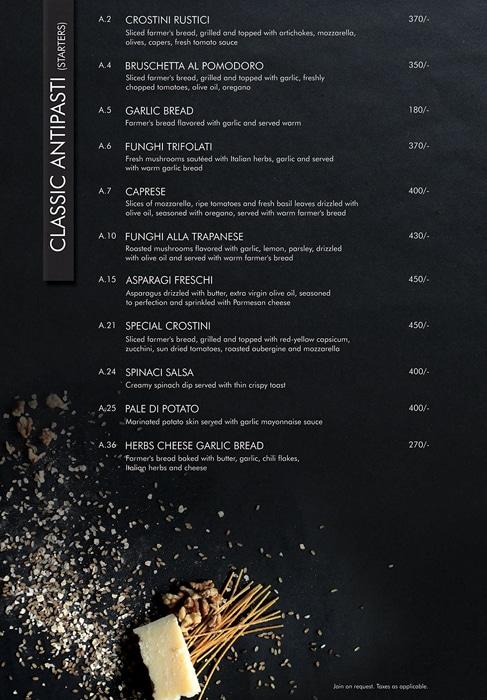 Little Italy menu 10