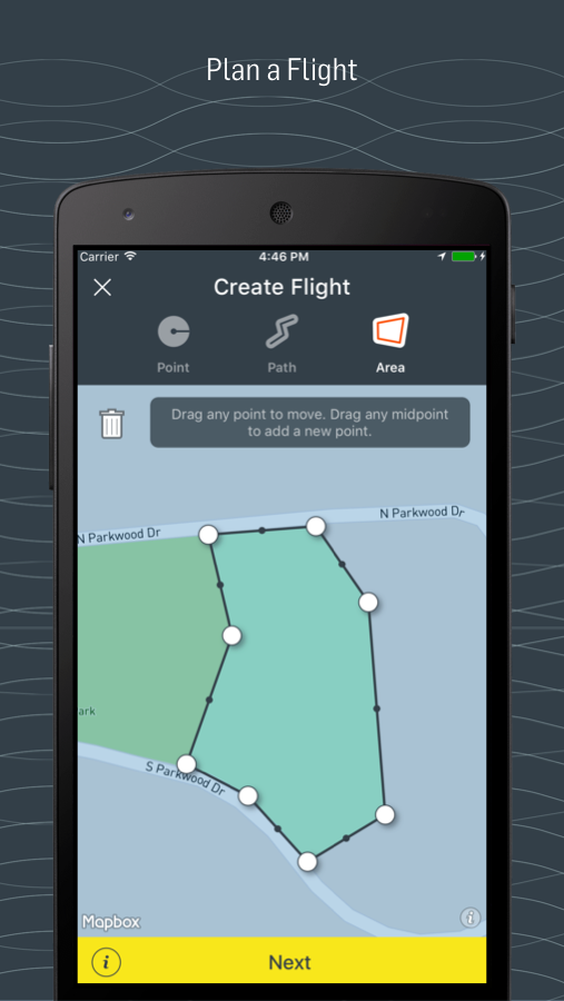 AirMap- screenshot