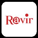 Ravir 公式アプリ icon