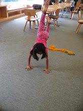 Photo: Bollywood lesson at Challenge Camp by Gargi (day 15)