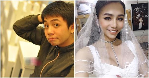 Kim trước và sau khi chuyển giới. (Ảnh: 2sao)