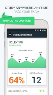 NCLEX-PN Pocket Prep - náhled
