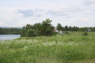 Photo: Vuorijärven rantamia