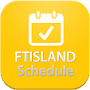 FTISLAND Schedule APK icon