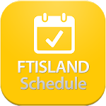 FTISLAND Schedule Icon
