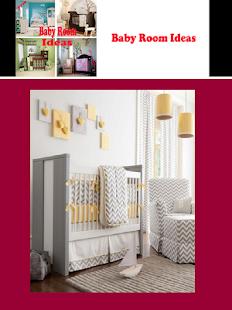 Baby Room Ideas New - náhled