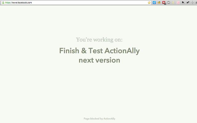 ActionAlly for Chrome