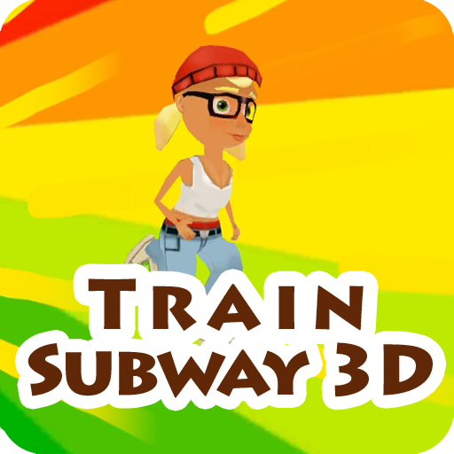 Train Subway Rush Surf Run 3D