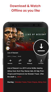 Airtel Xstream (Airtel TV): Live TV, Movies, Shows Screenshot