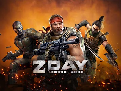Z Day: Hearts of Heroes | MMO Strategy War 9