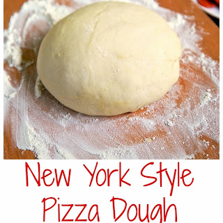 New York Style Pizza Dough