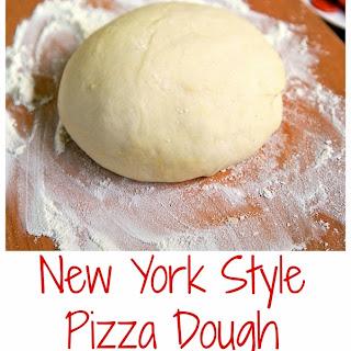 New York Style Pizza Dough.