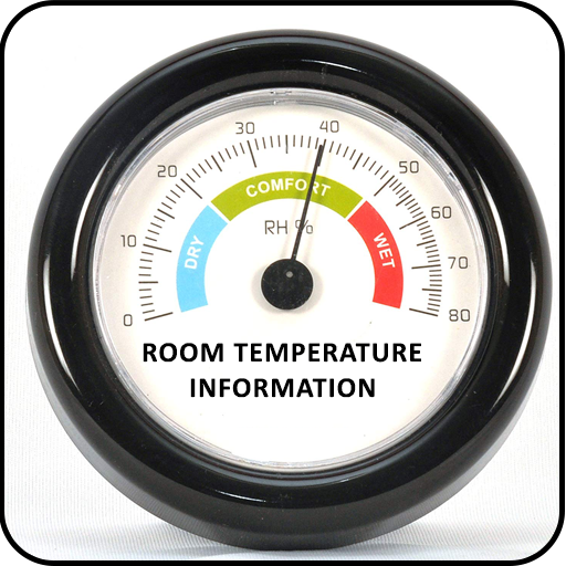 Screenshot for Room Temperature Measure in United States Play Store
