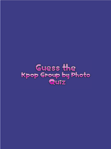 Guess the Kpop Group by Photo Quiz android2mod screenshots 12