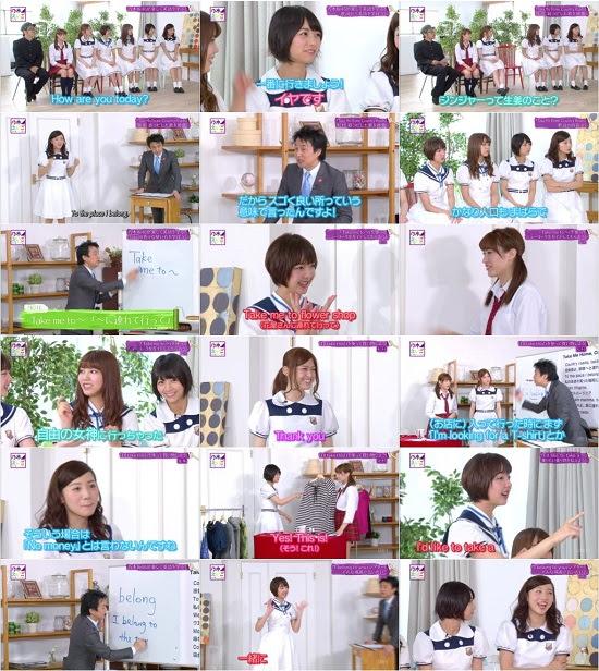 (TV-Variety)(720p) 乃木坂46えいご(のぎえいご) ep04 151025