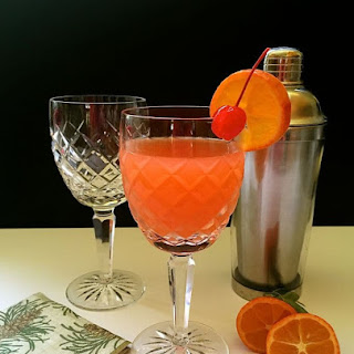Easy Hurricane Cocktail.