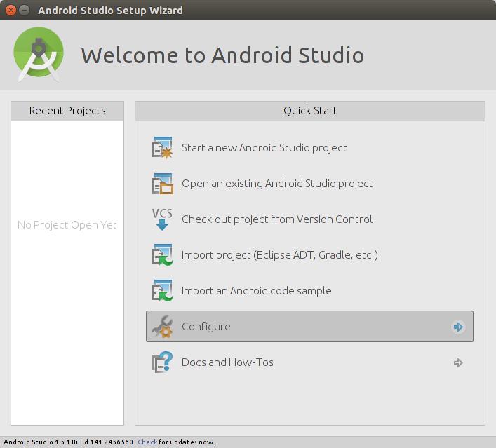 Creating Android studio desktop icon