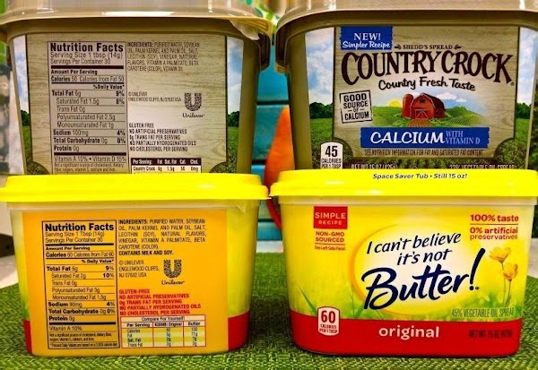 Margarine: Margarine: is an imitation butter spread. It is made mainly of refined vegetable...