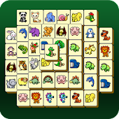 Mahjong Solitaire Animal