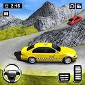 Taxi Sim 2021 - Taxi Games 3D icon