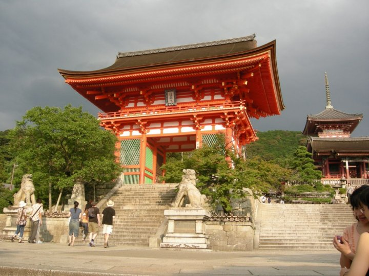 Rosso in Giappone di akatombo