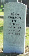 Photo: Chilson, Hiram (Vet 1812)