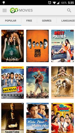 Eros Now: Watch Hindi Movies 3.1.8 screenshot 206306