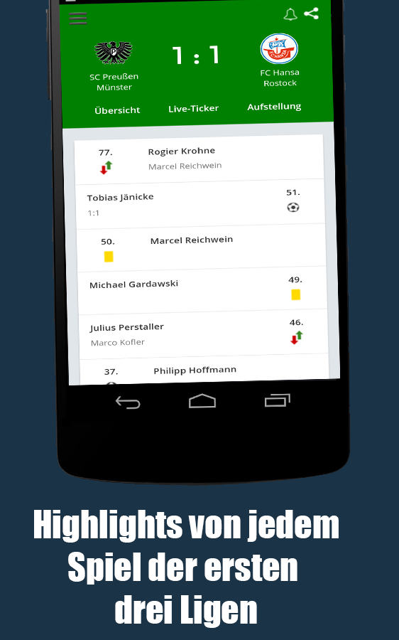 fußball analyse app