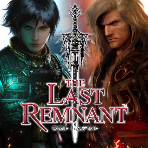 角色扮演のラスト レムナント/THE LAST REMNANT LOGO-記事Game