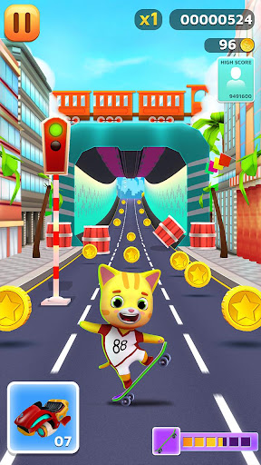 My Kitty Runner - Pet Games 1.6 screenshots 12